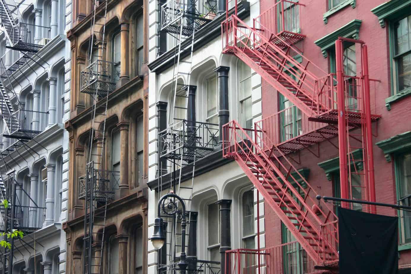 Esszimmer New York