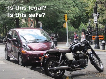 Nyc Traffic Ticket >> Motorcycles, NYC Parking Tickets, and Helpful Hints